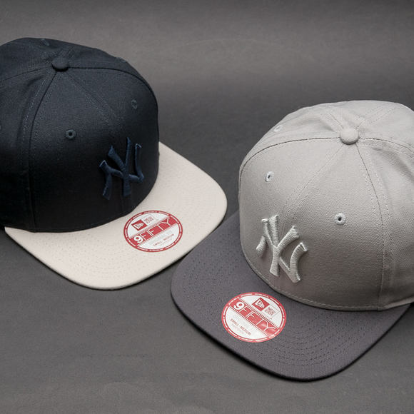Kšiltovka New Era Crafted Classic New York Yankees Black/Beige Snapback