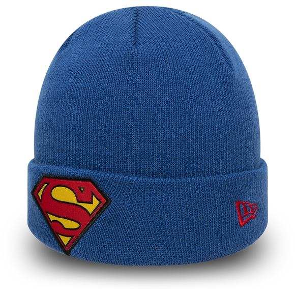 Dětský Kulich New Era Superman Character Cuff Knit OTC Child