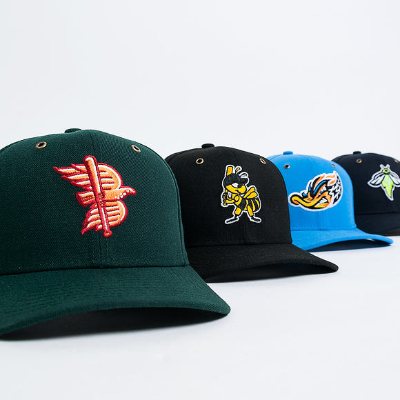 Kšiltovka New Era Original Fit Minor League Salt Lake City Bee 9FIFTY Official Team Color Snapback