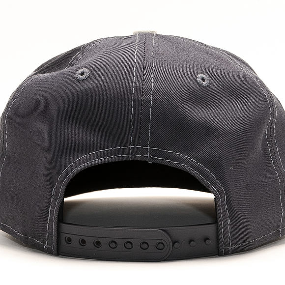 Kšiltovka New Era 9FIFTY Los Angeles Dodgers League Essential Grey Heather/Light Gray
