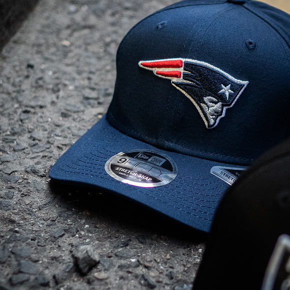 Kšiltovka New Era 9FIFTY New England Patriots Stretch Snap OTC