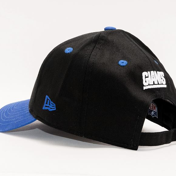 Dětská Kšiltovka New Era 9FORTY Black C New York Giants