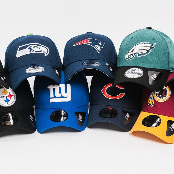 Kšiltovka New Era 9FORTY The League New York Giants Strapback Team Color