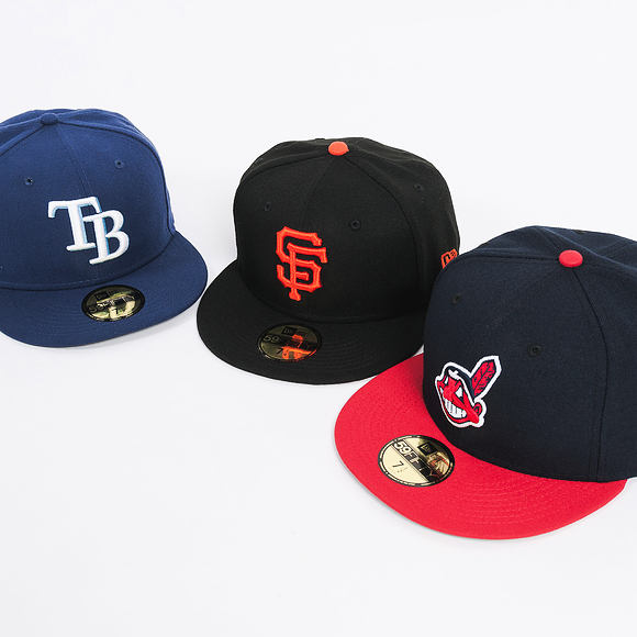 Kšiltovka New Era On Field Authentic Perfomance San Francisco Giants 59FIFTY Team Color