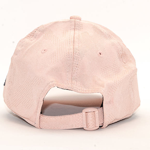 Kšiltovka New Era 9FORTY Engineered Plus New York Yankees Blush Sky Pink / Navy Strapback