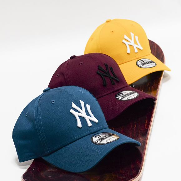 Kšiltovka New Era 9FORTY New York Yankees Essential