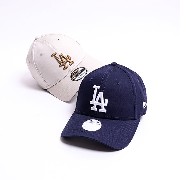 Kšiltovka New Era 9FORTY Los Angeles Dodgers League Essential