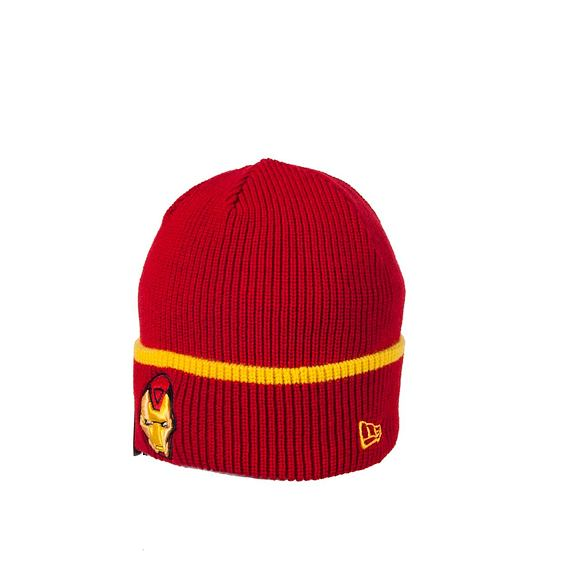 Kulich New Era Pop Cuff Knit Ironman