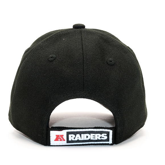 Dětská Kšiltovka New Era The League Oakland Raiders 9FORTY Youth Official Team Colors Strapback