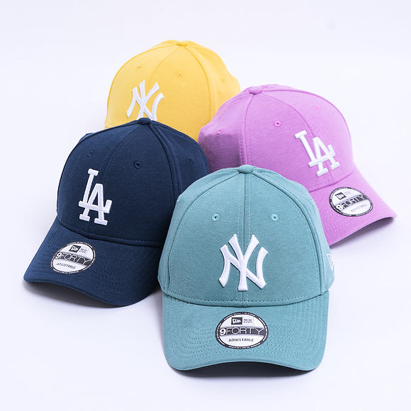 Kšiltovka New Era 9FORTY Los Angeles Dodgers Jersey Pack