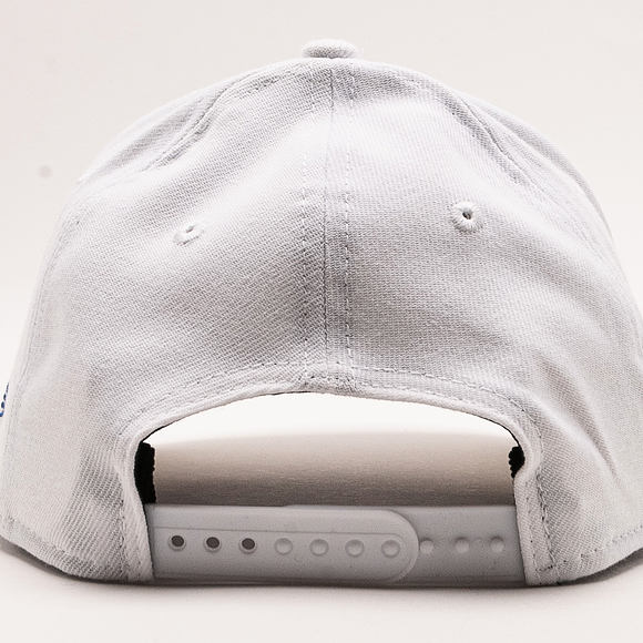Kšiltovka New Era 9FIFTY White Base Stretch Snap New York Yankees White / Team Color Snapback