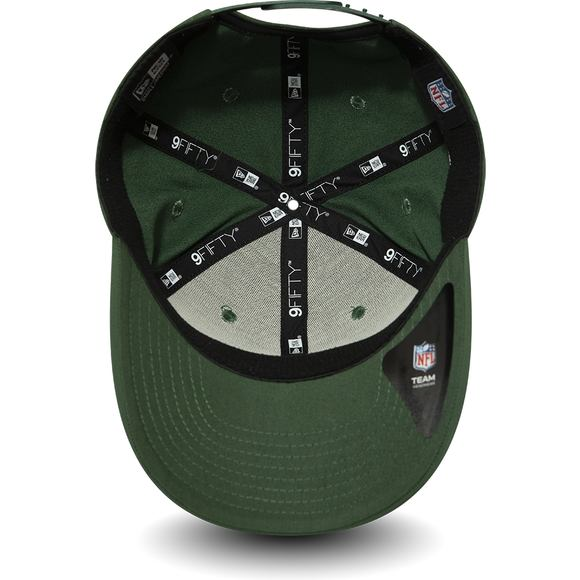 Kšiltovka New Era 9FIFTY Green Bay Packers Stretch Snap Numbers OTC