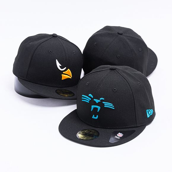 Kšiltovka NEW ERA 59FIFTY NFL Team Tonal Carolina Panthers