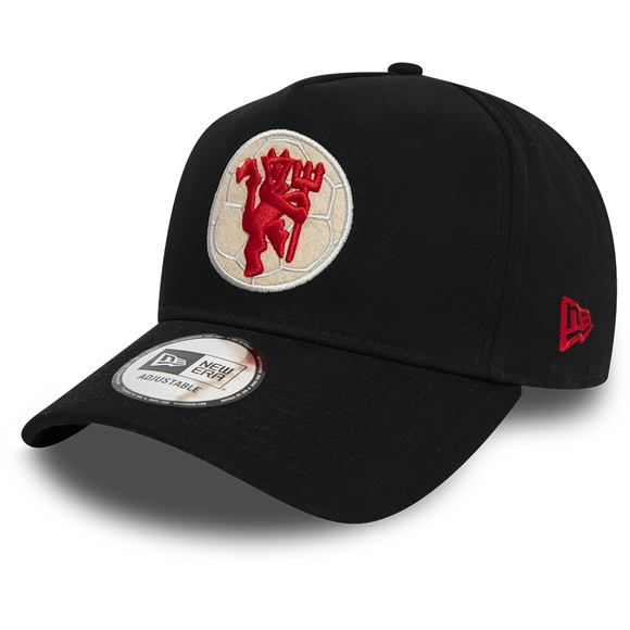 Kšiltovka New Era 9FORTY Manchester United A-Frame Black