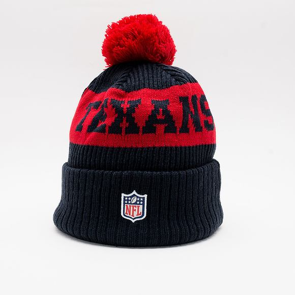 Kulich New Era NFL 20 On Field Sport Knit Houston Texans Team Color
