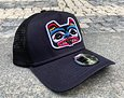 Kšiltovka New Era 9FORTY A-Frame Trucker tattoo pack Snapback Navy