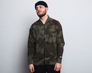Mikina New Era NTC Bomber New York Yankees New Olive