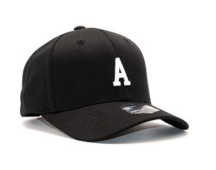 Kšiltovka State of WOW Alpha  Baseball Cap Crown 2 Black/White Strapback