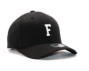 Kšiltovka State of WOW Foxtrot  Baseball Cap Crown 2 Black/White Strapback