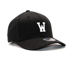 Kšiltovka State of WOW Whiskey  Baseball Cap Crown 2 Black/White Strapback