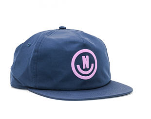 Kšiltovka Neff Neflection Navy/Violet Snapback