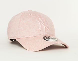 Kšiltovka New Era Jersey Brights New York Yankees 9FORTY Pink Strapback