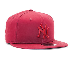 Kšiltovka New Era League Essential New York Yankees 9FIFTY Cardinal Snapback
