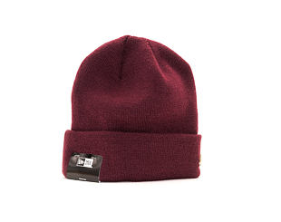 Kulich New Era Metal Flag Knit Maroon/Gold