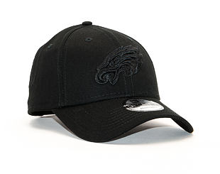 Kšiltovka New Era 9FORTY Snapback Philadelphia Eagles Black / Black Strapback