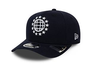 Kšiltovka New Era 9FIFTY NYC Stretch Snap Uni Navy/White