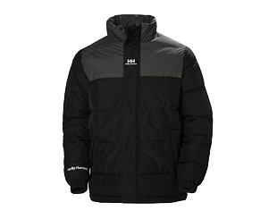 Bunda Helly Hansen Yu Puffer Jacket 990 Black