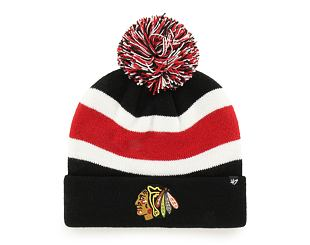 Kulich 47 Brand Chicago Blackhawks Breakaway BE Cuff Knit