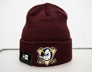 Kulich New Era Anaheim Ducks SMU Cuff Knit OTC