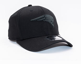 Kšiltovka New Era 9FIFTY New England Patriots Stretch Snap Tonal Black