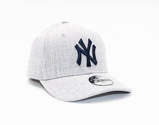 Dětská Kšiltovka New Era 9FIFTY New York Yankees Heather Base Stretch Snap