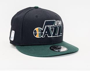 Kšiltovka New Era 9FIFTY Utah Jazz Team