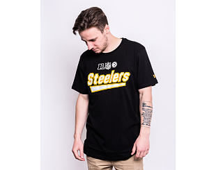 Triko New Era Pittsburgh Steelers Wordmark Tee