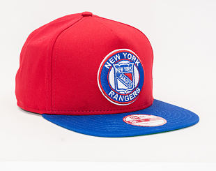 Kšiltovka New Era 9FIFTY New York Rangers Circle