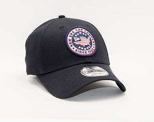 Kšiltovka New Era 9FORTY USA Patch Navy