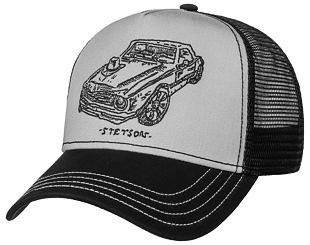 Kšiltovka Stetson Trucker Cap Muscle Car and Hat
