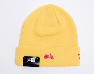 Kulich New Era Minibike Knit Vespa Cyber Yellow