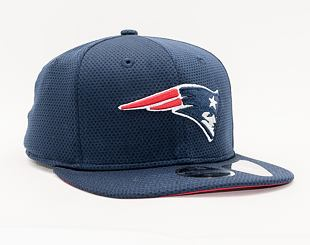 Dětská Kšiltovka New Era 9FIFTY Kids NFL Training Mesh Snap New England Patriots