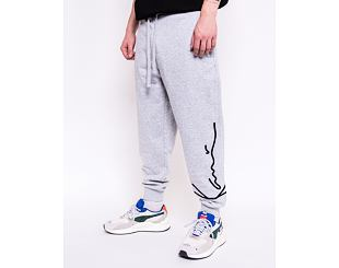 Tepláky Karl Kani Retro Signature Sweatpants Grey - 6004738