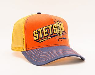 Kšiltovka Stetson Trucker Cap Connecting 7751167