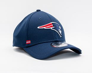 Kšiltovka New Era 39THIRTY NFL20 Sideline Home New England Patriots Stretch Fit Team Color
