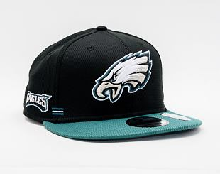 Kšiltovka New Era 9FIFTY NFL20 Sideline Home Philadelphia Eagles Snapback Team Color