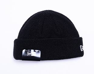 Kulich New Era Short Knit Black