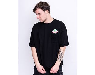 Triko RIP N DIP Abduction Tee Black