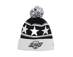 Kulich New Era Pom Star NHL Lost Angeles Kings