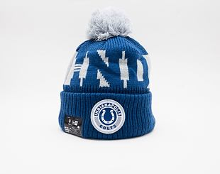 Kulich New Era NFL 20 On Field Sport Knit Indianapolis Colts Team Color